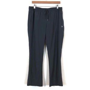 Jillian Michaels Impact Gray Athletic Active Pants